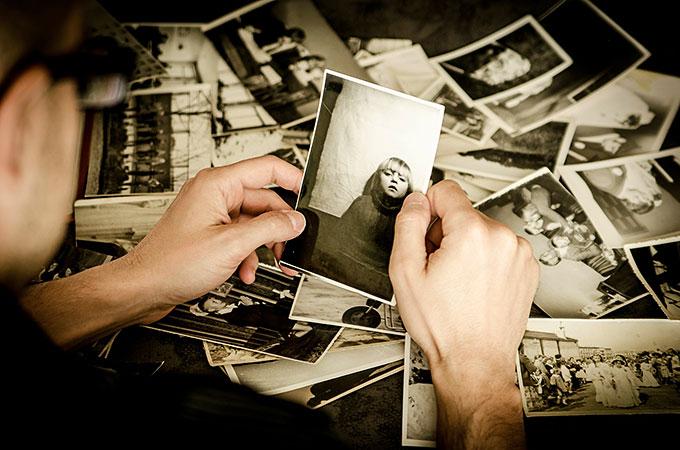 Die eigenen Vergangenheit annehmen