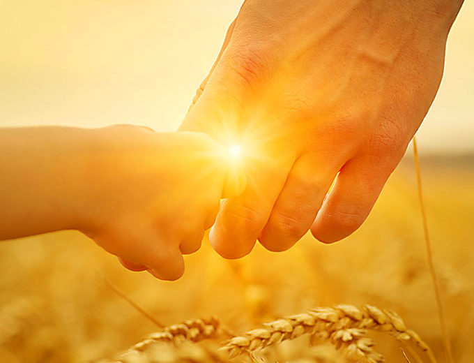Kindern Spiritualität Näher Bringen