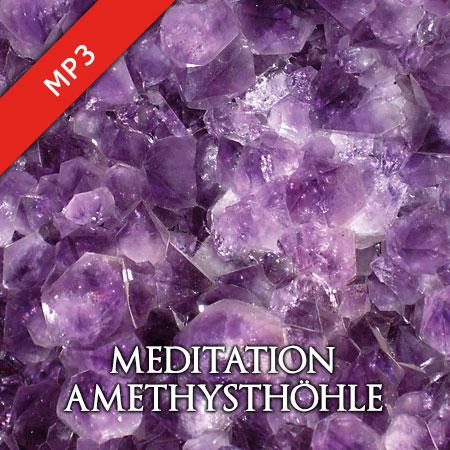 Meditation Amethysthöhle