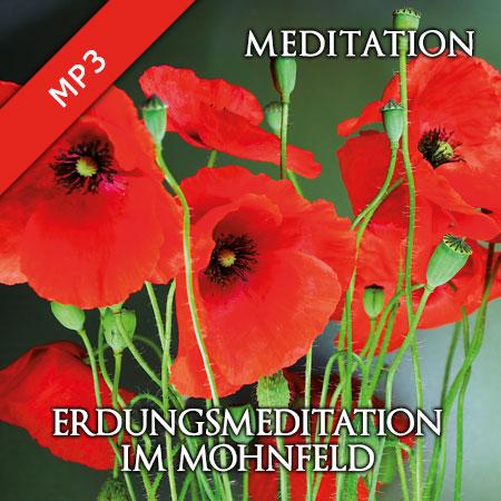 Erdungsmeditation Im Mohnfeld